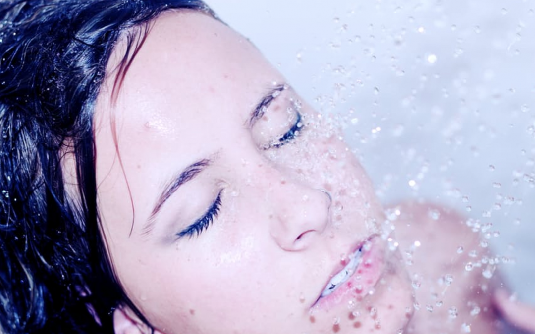 How to cleanse your skin if you have acne.
