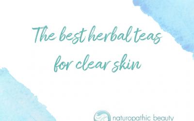 Herbal Teas for Clear Skin