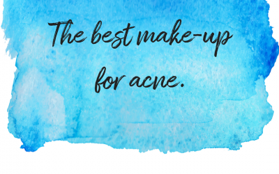 The best make-up for acne.