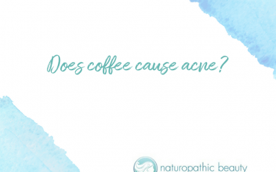 Does coffee cause acne?