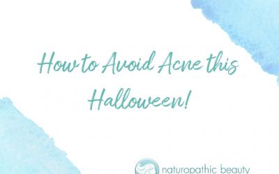 Avoid Acne this Halloween!