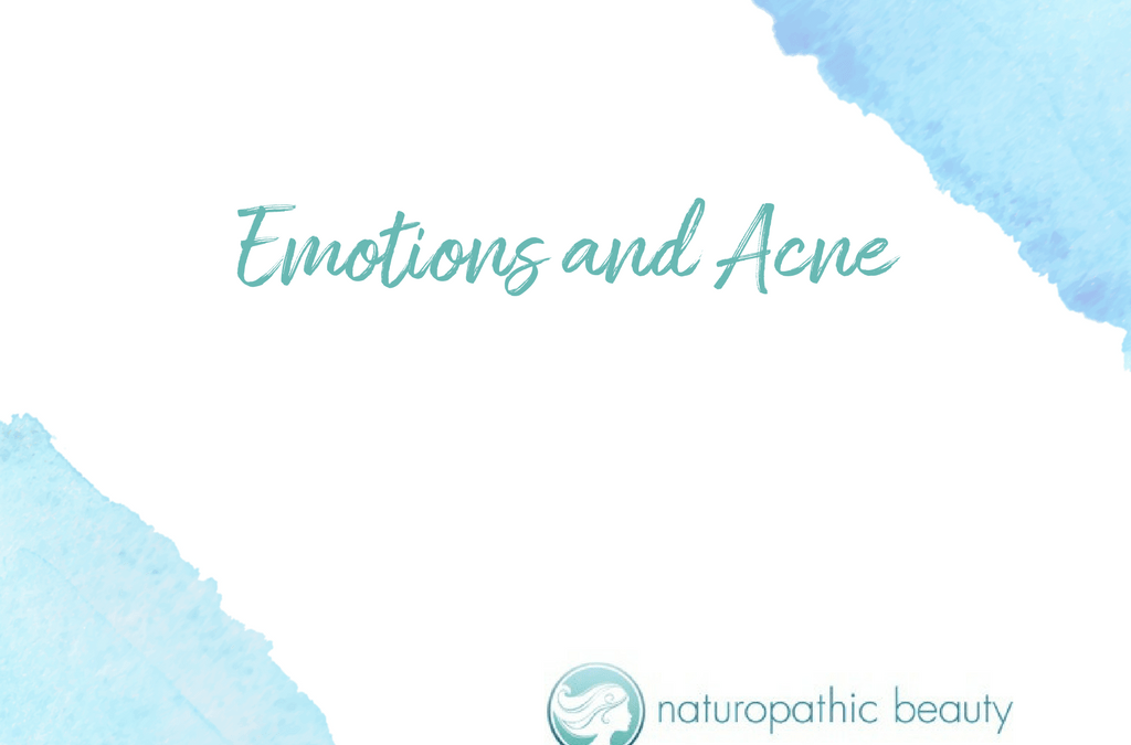 Acne and Emotional Repression