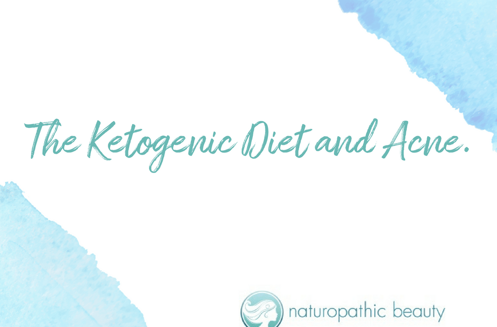 Does the ketogenic diet clear acne?
