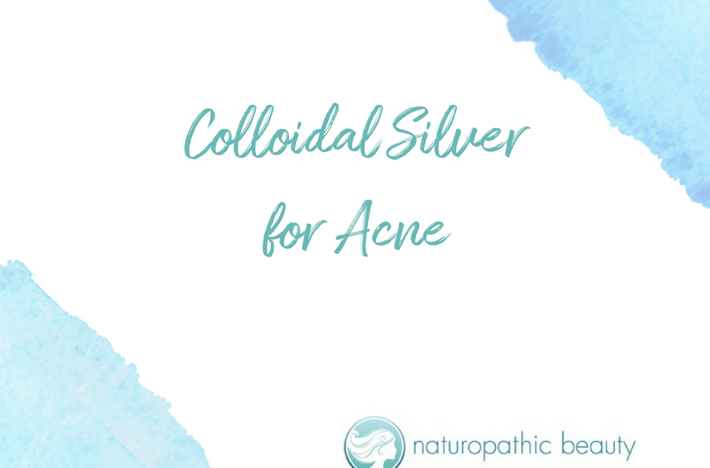 Colloidal Silver for Acne