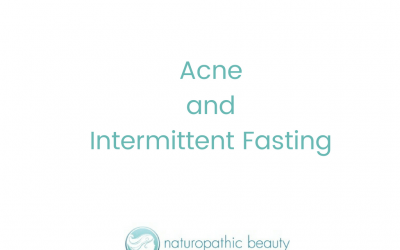 Intermittent Fasting and Acne