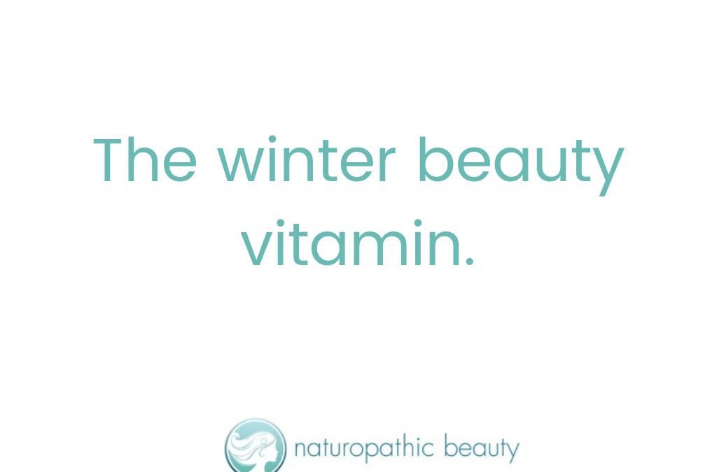 The Winter Beauty Vitamin