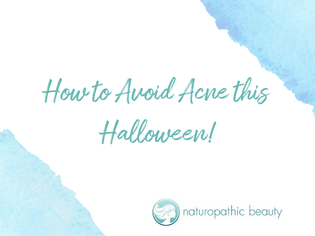 Avoid Acne this Halloween!