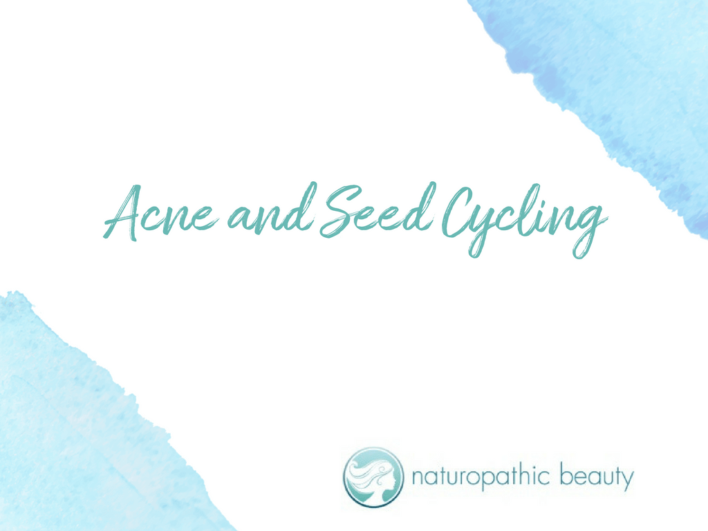 acne seed cycling