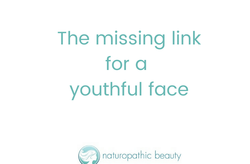 The missing link for a youthful face