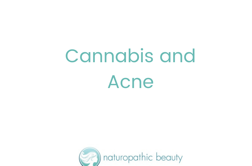 Cannabis and Acne