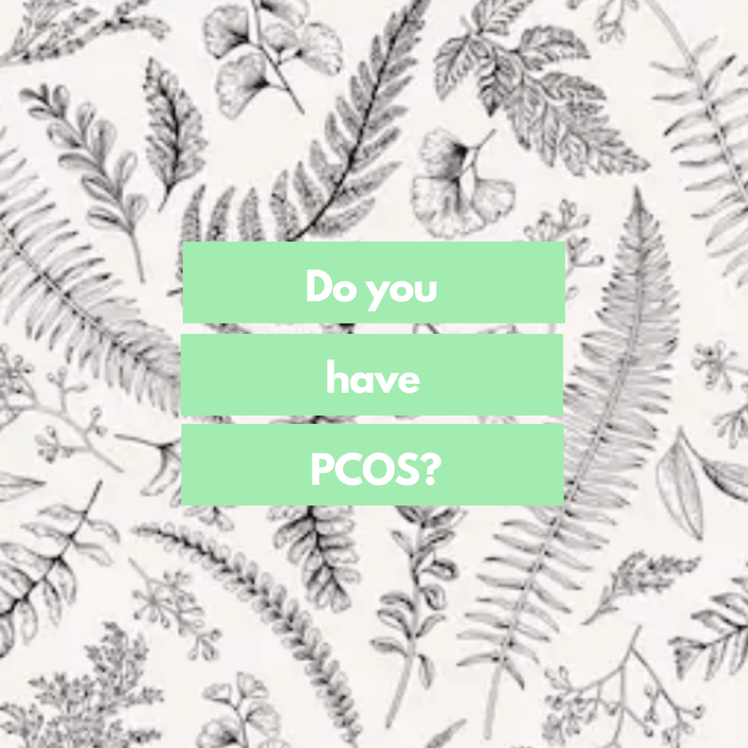 Do you have PCOS Acne?