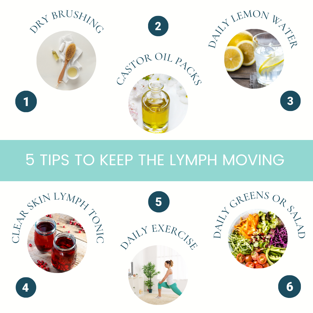 How To Move Your Lymph